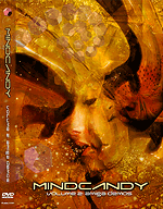 DVD-cover MindCandy Volume 2: Amiga Demos